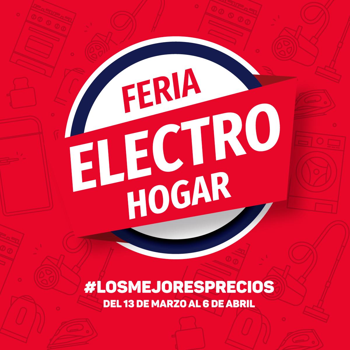<b>Feria Electro Hogar</b>