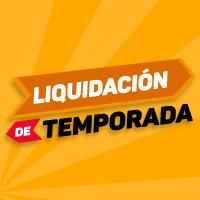 <strong>¡Liquidación de Temporada!</strong>