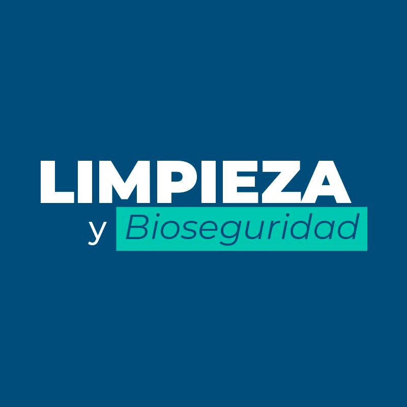<strong>¡Especial de Limpieza y Bioseguridad!</strong>